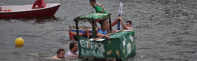 Imprezy nad Zalewem w Starej Morawie