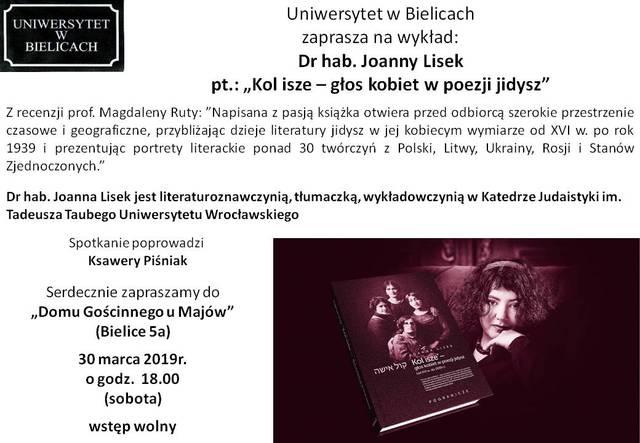 plakat UwB Joanna Lisek Kol isze.jpeg