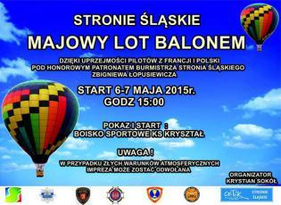 Majowy lot balonem - Plakat.jpeg