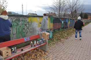 Galeria GRAFFITI