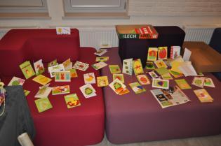 Galeria KARTKI WIELKANOCNE - WARSZTATY