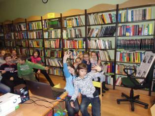 Galeria SPOTKANIE Z PISARZAMI W BIBLIOTECE